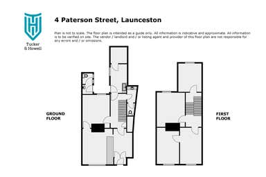 4 Paterson Street Launceston TAS 7250 - Floor Plan 1