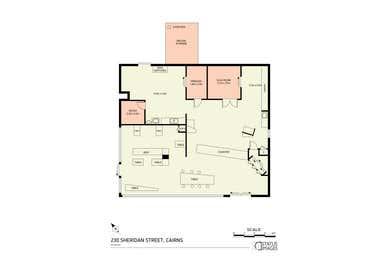 United Cairns North - Drive Thru, 230 Sheridan Street Cairns North QLD 4870 - Floor Plan 1