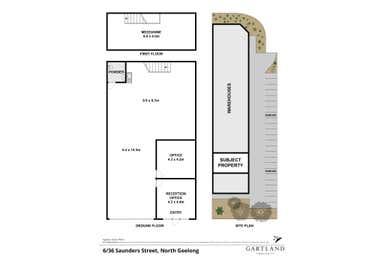6/36-38 Saunders Street North Geelong VIC 3215 - Floor Plan 1