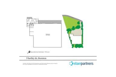 3 Hartley Drive Thornton NSW 2322 - Floor Plan 1