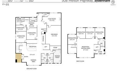 508 Melton Hwy Sydenham VIC 3037 - Floor Plan 1