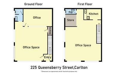 225 Queensberry Street Carlton VIC 3053 - Floor Plan 1