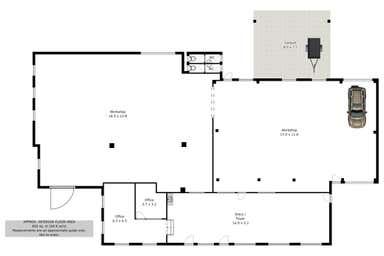 393 Wagga Road Lavington NSW 2641 - Floor Plan 1