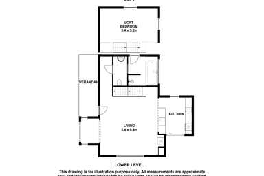 Honeysuckle Rise Accommodation business and Highbank Vineyard, 11 Maaoupe Road Coonawarra SA 5263 - Floor Plan 1