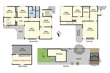 244 Latrobe Terrace Geelong VIC 3220 - Floor Plan 1