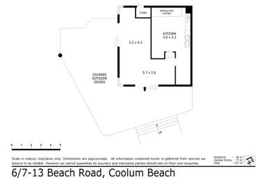 6/7-13 Beach Road Coolum Beach QLD 4573 - Floor Plan 1