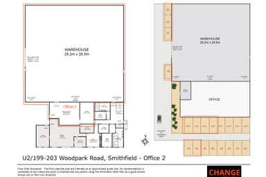 199-203 Woodpark Rd Smithfield NSW 2164 - Floor Plan 1