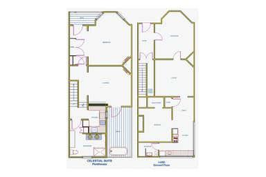 14 Goulburn Street Hobart TAS 7000 - Floor Plan 1