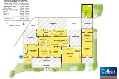 A Vintner's Luck, 330 Moritz Road Blewitt Springs SA 5171 - Floor Plan 1