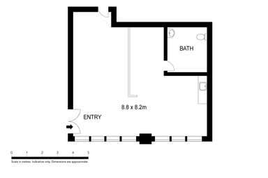 Unit G4, 6 Finniss Street Darwin City NT 0800 - Floor Plan 1