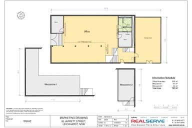 92 Jarrett Street Leichhardt NSW 2040 - Floor Plan 1
