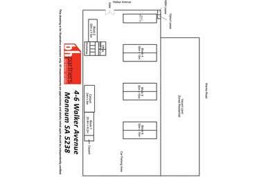 4-6 Walker Avenue Mannum SA 5238 - Floor Plan 1