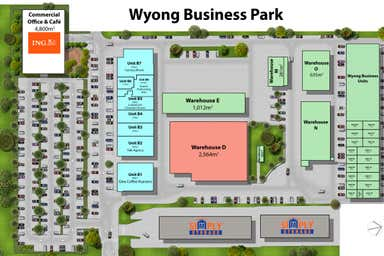 Wyong Business Units, 4 Dulmison Avenue Wyong NSW 2259 - Floor Plan 1
