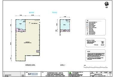 Unit B1, 16 Mars Road Lane Cove NSW 2066 - Floor Plan 1