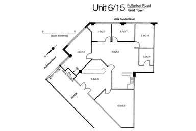 6/15 FULLARTON ROAD Kent Town SA 5067 - Floor Plan 1