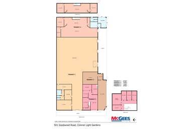 501 Goodwood Road Colonel Light Gardens SA 5041 - Floor Plan 1