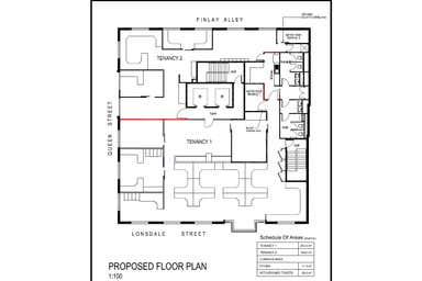 Level 2, 250 Queen Street Melbourne VIC 3000 - Floor Plan 1
