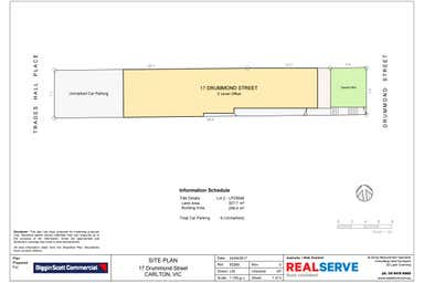 17 Drummond Street Carlton VIC 3053 - Floor Plan 1