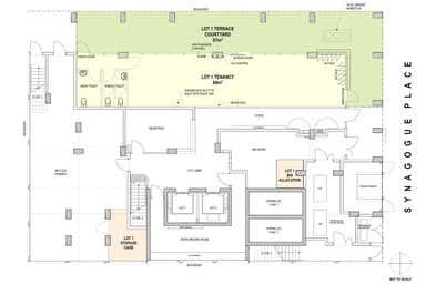 17 Synagogue Place Adelaide SA 5000 - Floor Plan 1