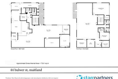 2/44 Bulwer Street Maitland NSW 2320 - Floor Plan 1