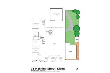 35 Manning Street Kiama NSW 2533 - Floor Plan 1