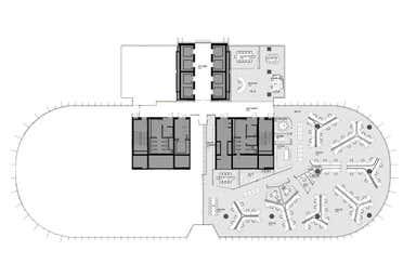 Tower Two, International Towers Sydney, 200 Barangaroo Avenue Barangaroo NSW 2000 - Floor Plan 1