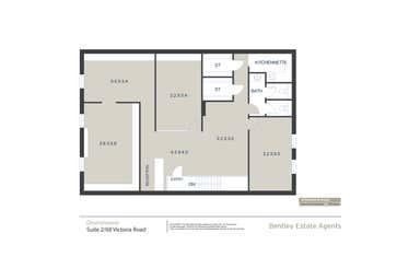 2/66-68 Victoria Road Drummoyne NSW 2047 - Floor Plan 1