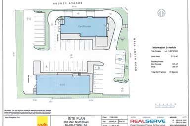 398 Main North Road Blair Athol SA 5084 - Floor Plan 1