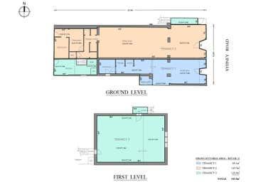 523-525 Sydney Road Brunswick VIC 3056 - Floor Plan 1