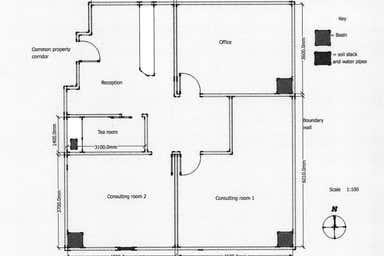 Suite 1F/79-85 Oxford Street Bondi Junction NSW 2022 - Floor Plan 1