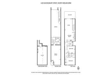 638 Queensberry Street North Melbourne VIC 3051 - Floor Plan 1