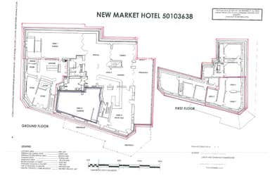 Newmarket Hotel Freehold & Business, 132 Commercial Road Port Adelaide SA 5015 - Floor Plan 1