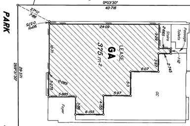 Justice Place , GA, 82 - 84 Park Road Woolloongabba QLD 4102 - Floor Plan 1