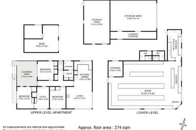 2215 Channel Highway Snug TAS 7054 - Floor Plan 1
