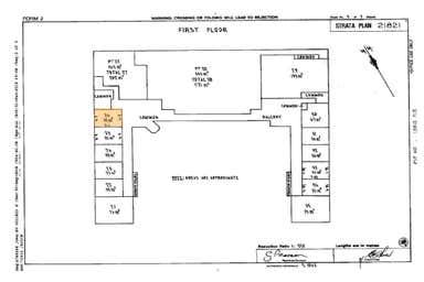 106/10-16 Kenrick Street The Junction NSW 2291 - Floor Plan 1