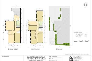 142-146 New South Head Road Edgecliff NSW 2027 - Floor Plan 1