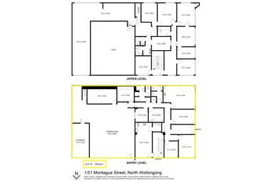 1/51 Montague Street North Wollongong NSW 2500 - Floor Plan 1