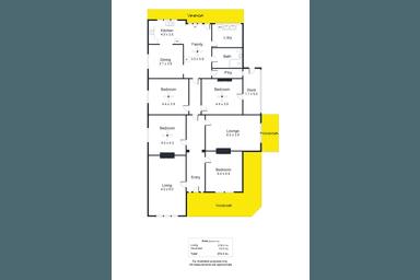 196 Glen Osmond Road and 1A Gladstone Street Fullarton SA 5063 - Floor Plan 1
