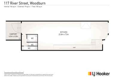 117 River Street Woodburn NSW 2472 - Floor Plan 1