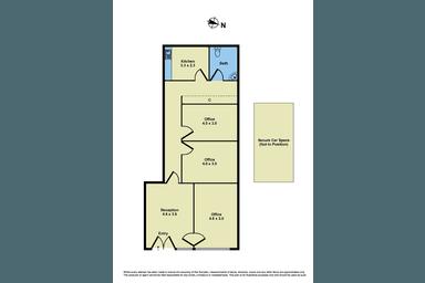 2/137-139 Railway Place Williamstown VIC 3016 - Floor Plan 1