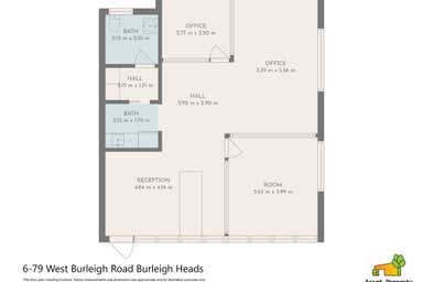 6/79 West Burleigh Road Burleigh Heads QLD 4220 - Floor Plan 1