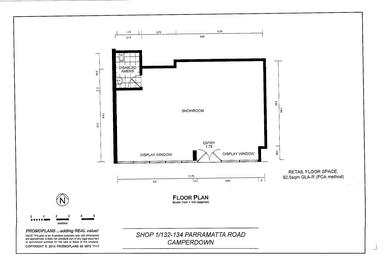 1, 132-134 Parramatta Road Camperdown NSW 2050 - Floor Plan 1