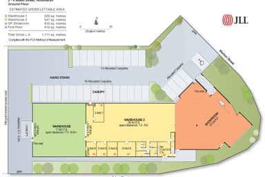 Unit 1, 2-4 Adam Street Hindmarsh SA 5007 - Floor Plan 1