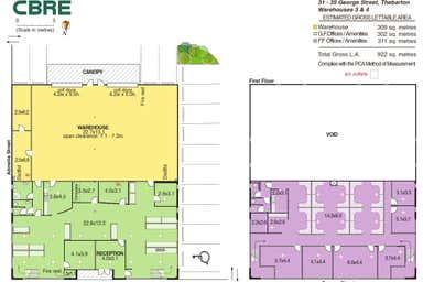 3 & 4, 31 George Street Thebarton SA 5031 - Floor Plan 1