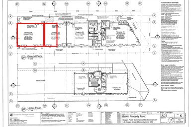 2/1-5 Ocean Street Maroochydore QLD 4558 - Floor Plan 1