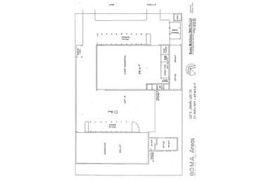 6 Aitken Way Kewdale WA 6105 - Floor Plan 1