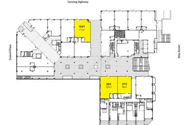 Richmond Quarter, 1-3 Silas Street East Fremantle WA 6158 - Floor Plan 1