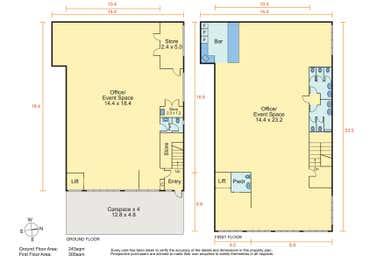 Level 1, 25 William Street Balaclava VIC 3183 - Floor Plan 1
