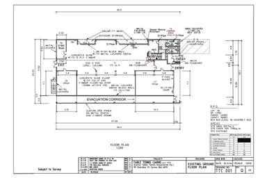 99 Sheridan Street Cairns City QLD 4870 - Floor Plan 1