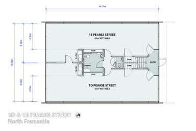 1D Pearse Street North Fremantle WA 6159 - Floor Plan 1